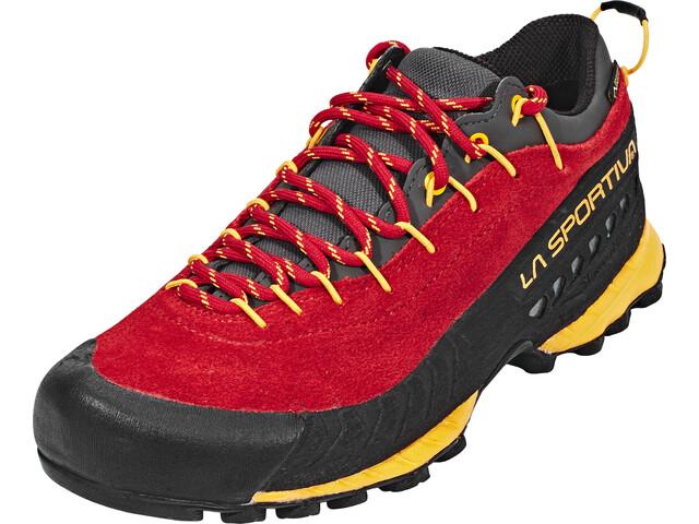 La Sportiva TX4 GTX - Calzado Mujer - rojo/negro